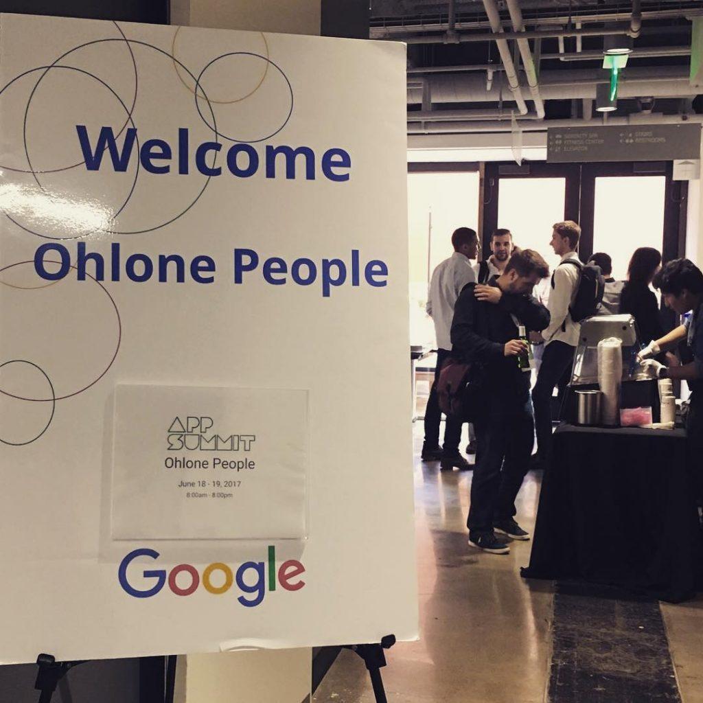 Ice Cream Social at Google